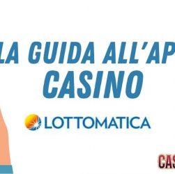 Foto app Lottomatica