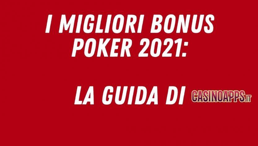 Foto Bonus Poker