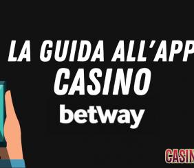 foto casino app Betway