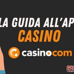 Foto App Casino.com