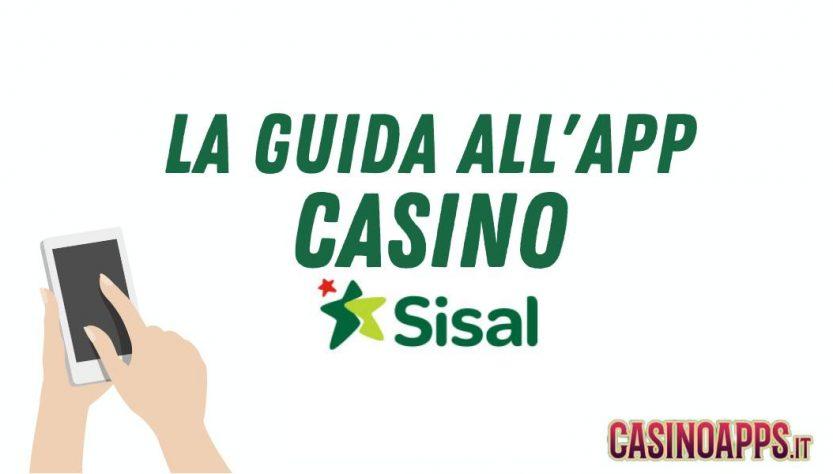 foto guida app casino Sisal